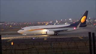 Early Morning Plane Spotting at Mumbai Airport.