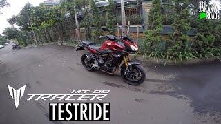 Yamaha MT-09 Tracer Testride! (bukan review)