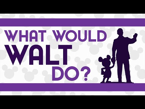 The 1984 Disney Hostile Takeover Attempt Part 1 - What Would Walt Do?