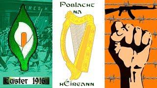 História da Irlanda (PARTE 3): Independência, República, The Troubles (#Pirula 255)