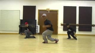 busta rhymes shine kreus lay choreography