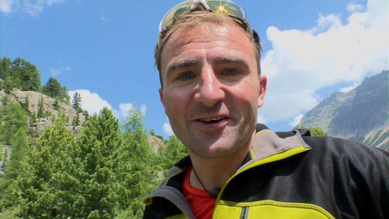 Ueli steck new speed record eiger 2015 youtube - News Update Ueli Steck Everest Preparation Claims Swiss Machine Climber 30 04 17