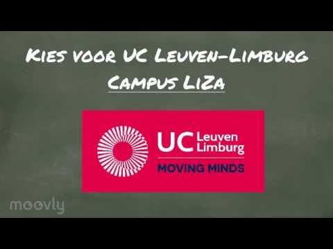 infodagen campus LiZa 2015 UC Leuven-Limburg