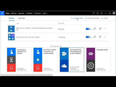 How To Copy A SharePoint List Attachment To A Document Library With Flow