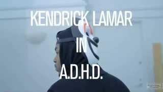 Kendrick Lamar-  ADHD Official Video  Slowed Down
