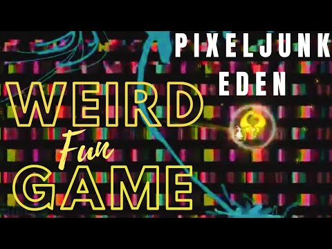 PixelJunk Eden Game Play |