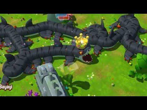 Snake Rivals - DARK DEATH SHARK - Zero To Hero