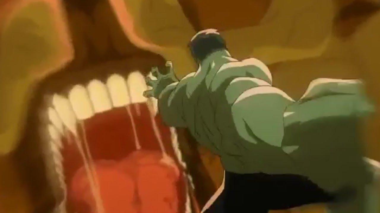 Download Planet Hulk (first fight) Scene