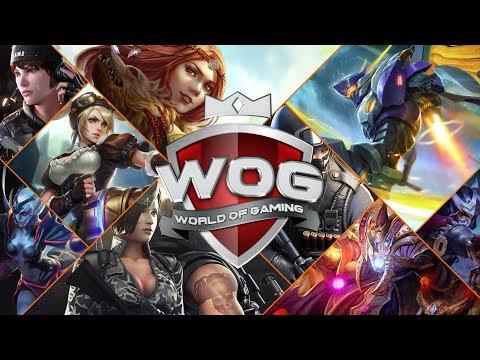 WOG Djogja Battle Royale  2017 - Mobile Legends - Day 2