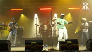Barrington Levy live @ Reggae Sun Ska2013 / Reggae.fr