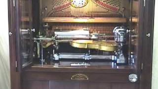 Mills Violano Virtuoso sample 3 Playing  Meditation from Thais by Massenet