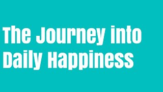 Would you like to be 25% happier with life? start living a more healthy life these practical tips and make your journey into daily happiness my new...