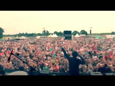Ole Maibach beim Husum Open Air 2014 (Aftermovie)