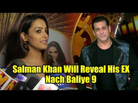 Anita Hassanandani About Salman Khan's Grand Entry In Nach Baliye 9 Mp3