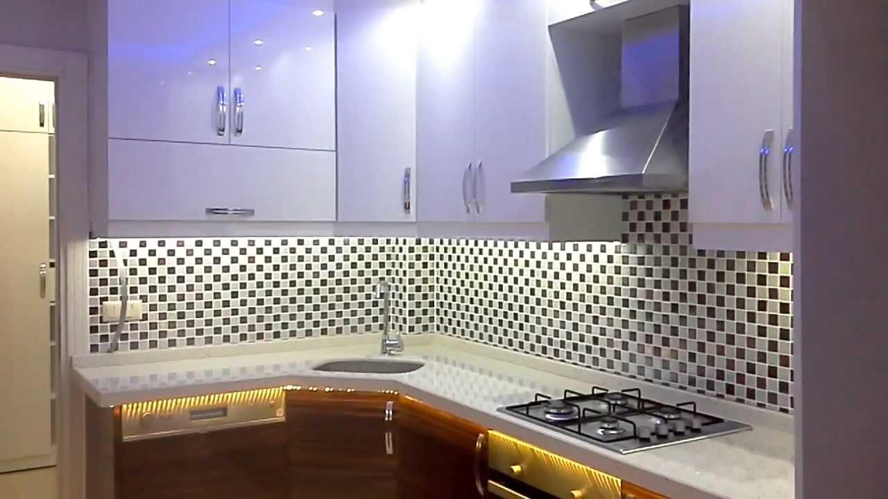 Kaya ehir mutfak tadilat youtube for 2 1 salon dekorasyonu