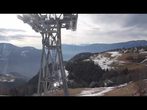 Mountains of Renon, Italy
