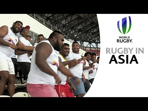 HIGHLIGHTS! Best action from Asia Rugby Championship