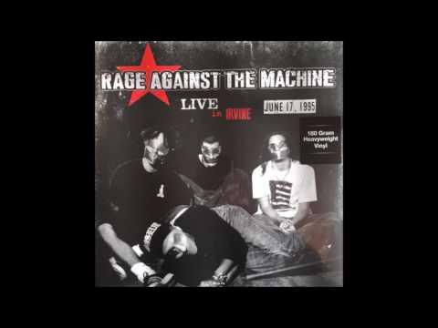 Live In Irvine, CA, June 17th 1995 (2016 Bootleg)- Rage Against The Machine
