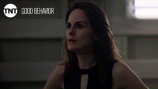Good Behavior: Garage Fight - Season 2, Ep. 1 [CLIP] | TNT