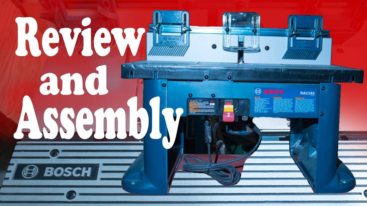 2019 S 5 Best Router Tables Reviewed See Which Was Ranked 1 And