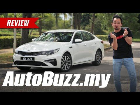 Kia Optima EX 2.0L, In-depth Review - AutoBuzz.my