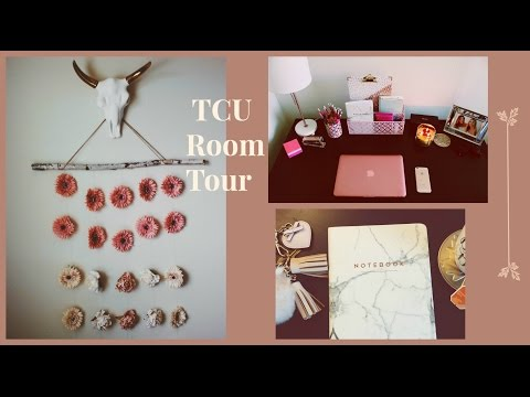 TCU Room Tour