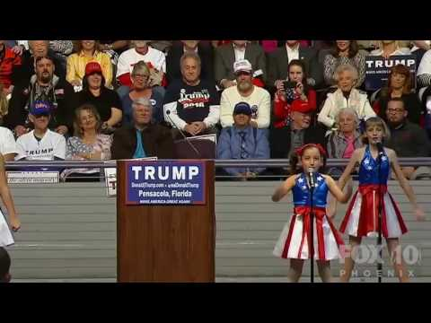 """SHOCKING: USA Freedom Kids (of """"Official Trump Jam"""" Fame) SUING Donald Trump - THOUGHTS?"""