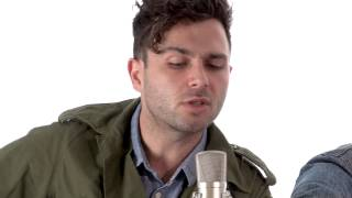 """Arkells """"Come to Light"""" in-studio NP Music"""