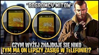 Czym wyżej jest Niko tym lepszy ma zasięg w telefonie!? - Pogromcy Mitów GTA 4 #14