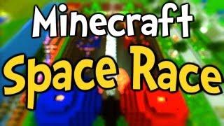 Minecraft - Space Race w/ iJevin