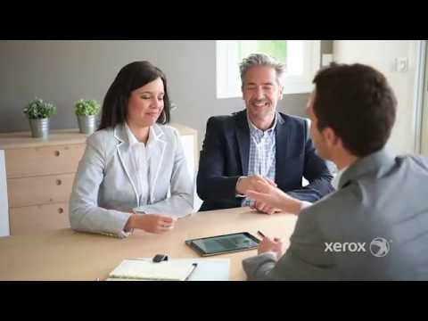 Xerox Industry Solutions - Real Estate