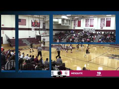 Jesuit Dallas Basketball - Mesquite Highlights - Nov. 14, 2017