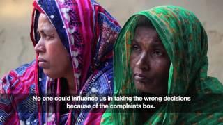 My voice counts: a video endline study of BDRCS's complaints response mechanism - full version