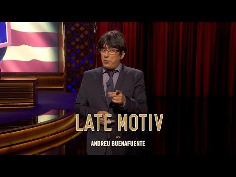 "LATE MOTIV - Monólogo de Andreu Buenafuente. ""Susana y la FAJA"" | #LateMotiv212"