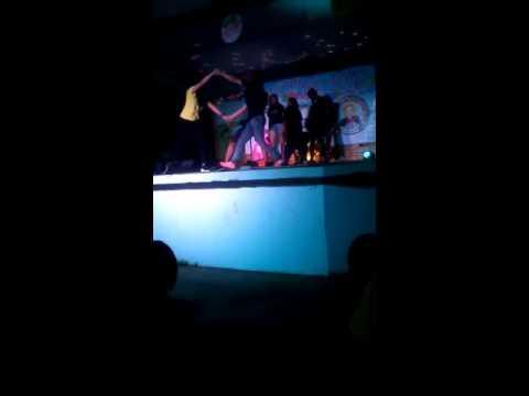AU Dancer at Camias, San Miguel, Bulacan
