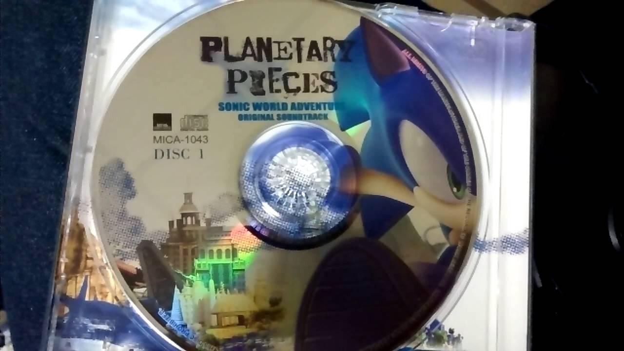 Planetary Pieces: Sonic World Adventure Original Soundtrack - YouTube