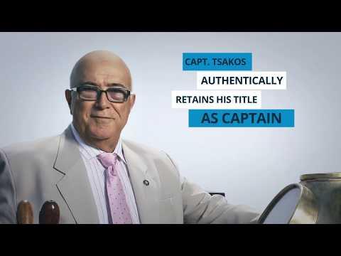 Capt. Panagiotis Tsakos receives SAFETY4SEA Leadership Award