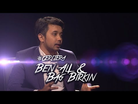 Ben Ali mengaku gementar terlibat isu beg tangan Birkin