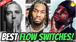 BEST Flow Switches in Hip-Hop!