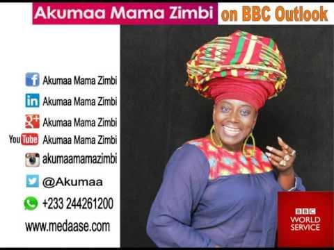 Akumaa Mama Zimbi revealed on BBC Outlook