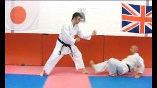 KANKU SHO Bunkai Strategies 2012 wk15 morote uke assisted block