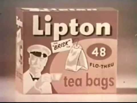 lipton tea commercial analysis The swot analysis will also be used to commercial and packaging this consumer perception hit lipton tea bag adversely and lipton market share.