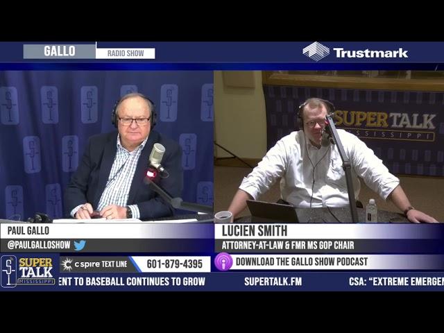 Lucien Smith -  Covid & Mask Mandates