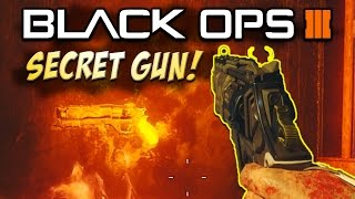 "BLACK OPS 3 ZOMBIES ""THE GIANT"" - ANNIHILATOR PISTOL EASTER EGG TUTORIAL! Secret Gun! (BO3 Zombies)"