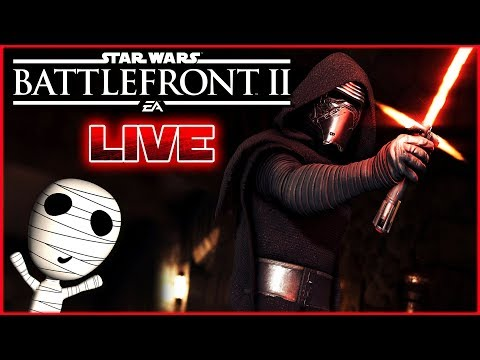 Ich zeige euch die dunkle Seite! 🔴 Star Wars: Battlefront II // PS4 Livestream thumbnail