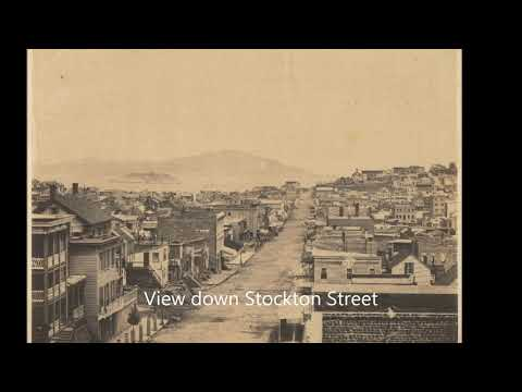 Lost Worlds San Francisco In 1856
