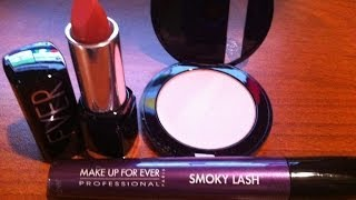 Makeup Forever Giveaway! CLOSED Thumbnail