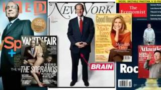 Covering the Decade in Magazine Covers