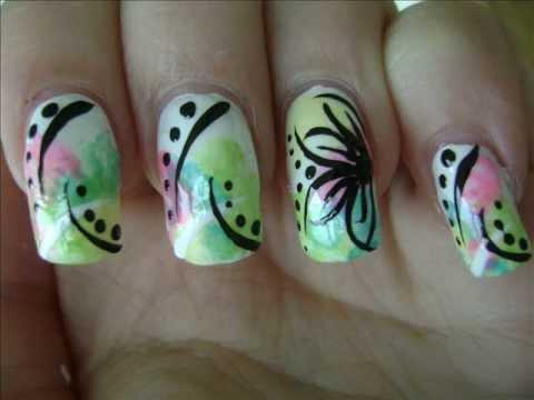 Nail Art Designs 2010 Youtube