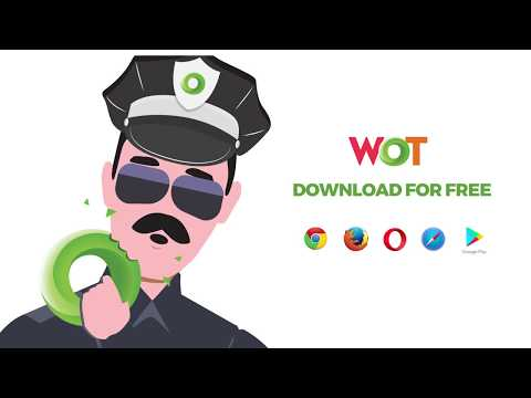 Web Of Trust (WOT) - Browse \u0026 Search The Web Safely